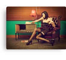 Wrong Number Canvas Print