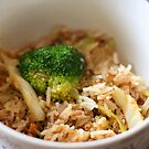 Broccoli Fried Rice by MagzParmenter