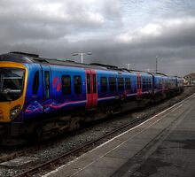 Trans Pennine Express at Blackpool North by Rob Hawkins