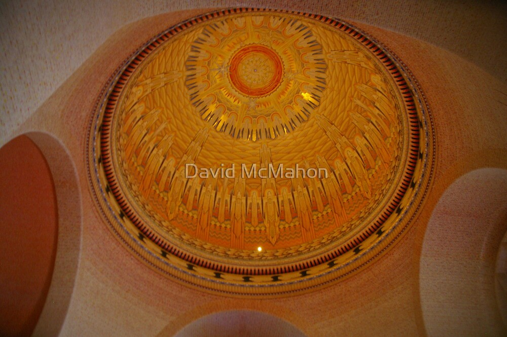 Unknown To Man, But Revered By A Nation by David McMahon
