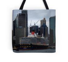 Approaching Circular Quay, Sydney Tote Bag