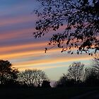 amazing sunset by Demelza Snell