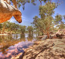 Ormiston Gorge 2 by Steve Bullock