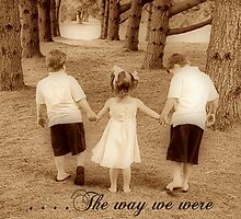 The Way We Were by Trudy Wilkerson