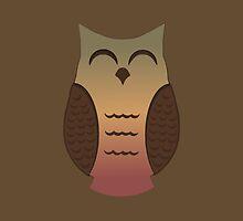 Happy Autumn Owl 2 by shaneisadragon