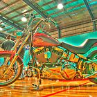 HD Harley Davidson by Khrome Photography