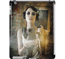 vintage photographer iPad Case/Skin