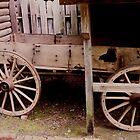 Ol' Wagon by Dawn di Donato