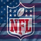 America and NFL by vschultz25