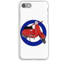 Mod Scooter iPhone Case/Skin