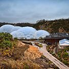Eden Project by Simon Marsden