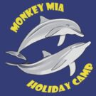 Monkey Mia Holiday Camp by wildimagenation