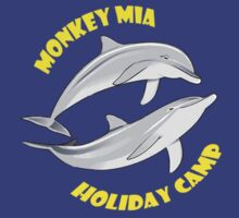 Monkey Mia Holiday Camp by wildimagenation