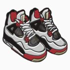 AIR JORDANS: MARS BLACKMON EDITION by SOL  SKETCHES™