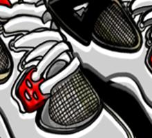 AIR JORDANS: MARS BLACKMON EDITION Sticker