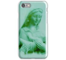 The Stars In The Sky Looked Down Where Jesus Lay iPhone Case/Skin