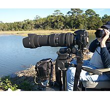 My Cameras Photographic Print