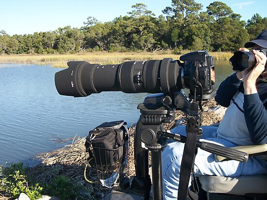 My Cameras by TJ Baccari Photography