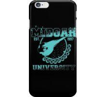 Midgar University iPhone Case/Skin