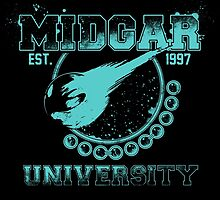 Midgar University by Soulkr