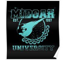 Midgar University Poster