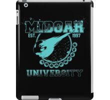 Midgar University iPad Case/Skin