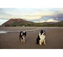 Beach bliss Photographic Print
