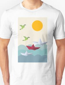 Origami World Unisex T-Shirt