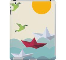 Origami World iPad Case/Skin