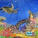 Underwater Paradise by Corrina Holyoake