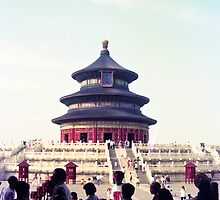 Temple of Heaven by robigeehk