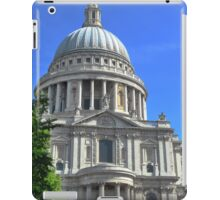 St Paul's Cathedral  iPad Case/Skin