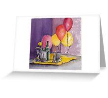 Plinke Workshop I Greeting Card