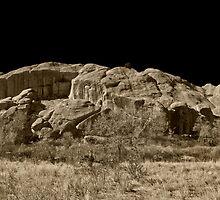 Red Rocks, Colorado by DavidDArnold