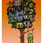 Tree Housing Benefits by danevilparker