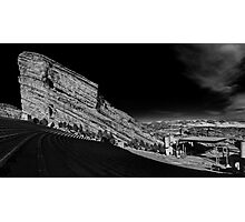Red Rocks Amphitheater Photographic Print