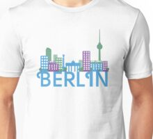 Skyline Berlin Unisex T-Shirt