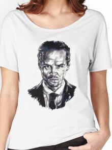 Moriarty (Andrew Scott) Women's Relaxed Fit T-Shirt