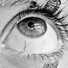 Creeping through your eyes  by Morgan Koch