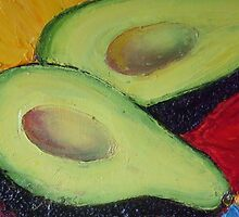 Green Avacado by OriginalbyParis