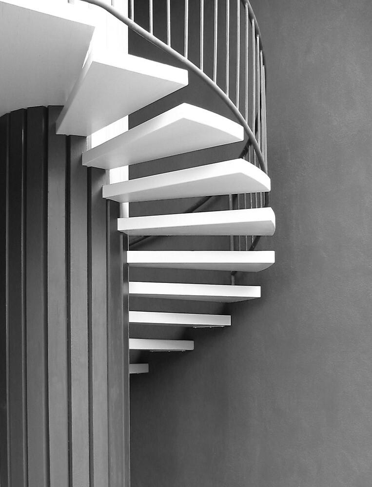 Steps by John Poon