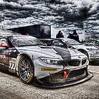 BMW Z4 GT3 Race Car by BreakerSteve