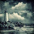 The Lighthouse... by Lynn Benson