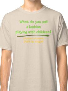 BIGOT:  LESBIAN PARENT Classic T-Shirt
