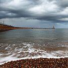 Roker Harbour by PaulBradley