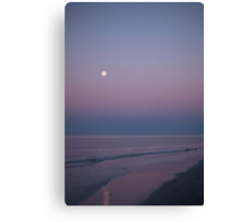 Stuck somewhere in-between the day and night Canvas Print