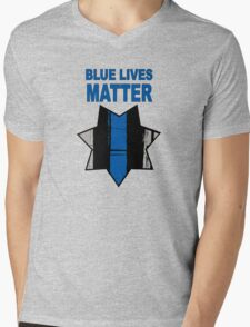 Blue Lives Matter Badge 2nd version T-Shirt