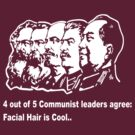 4 out 5 Communists agree  by BUB THE ZOMBIE