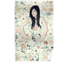 Flowery Poster