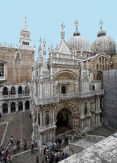 St. Mark's Basilica San Marco Venice by ╰⊰✿ℒᵒᶹᵉ Bonita✿⊱╮ Lalonde✿⊱╮